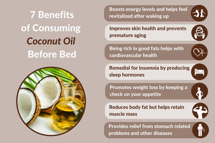 Coconut Oil – ประโยชน์ต่อสุขภาพการใช้งานและผลข้างเคียง!