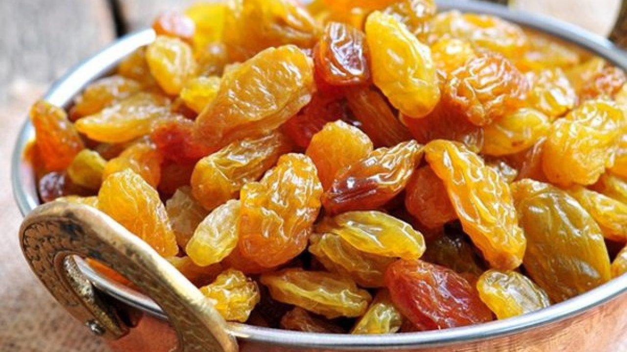 Raisins – 16 ประโยชน์ต่อสุขภาพของลูกเกดเมื่อบริโภคทุกวัน!