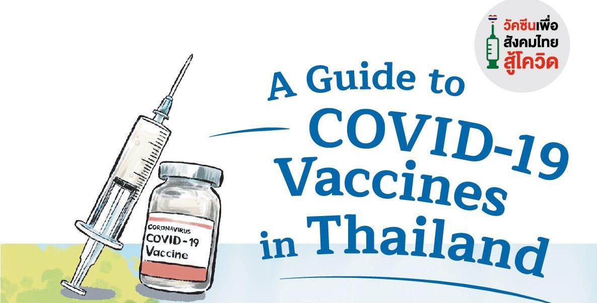 คู่มือวัคซีนโควิด-19 ในประเทศไทย